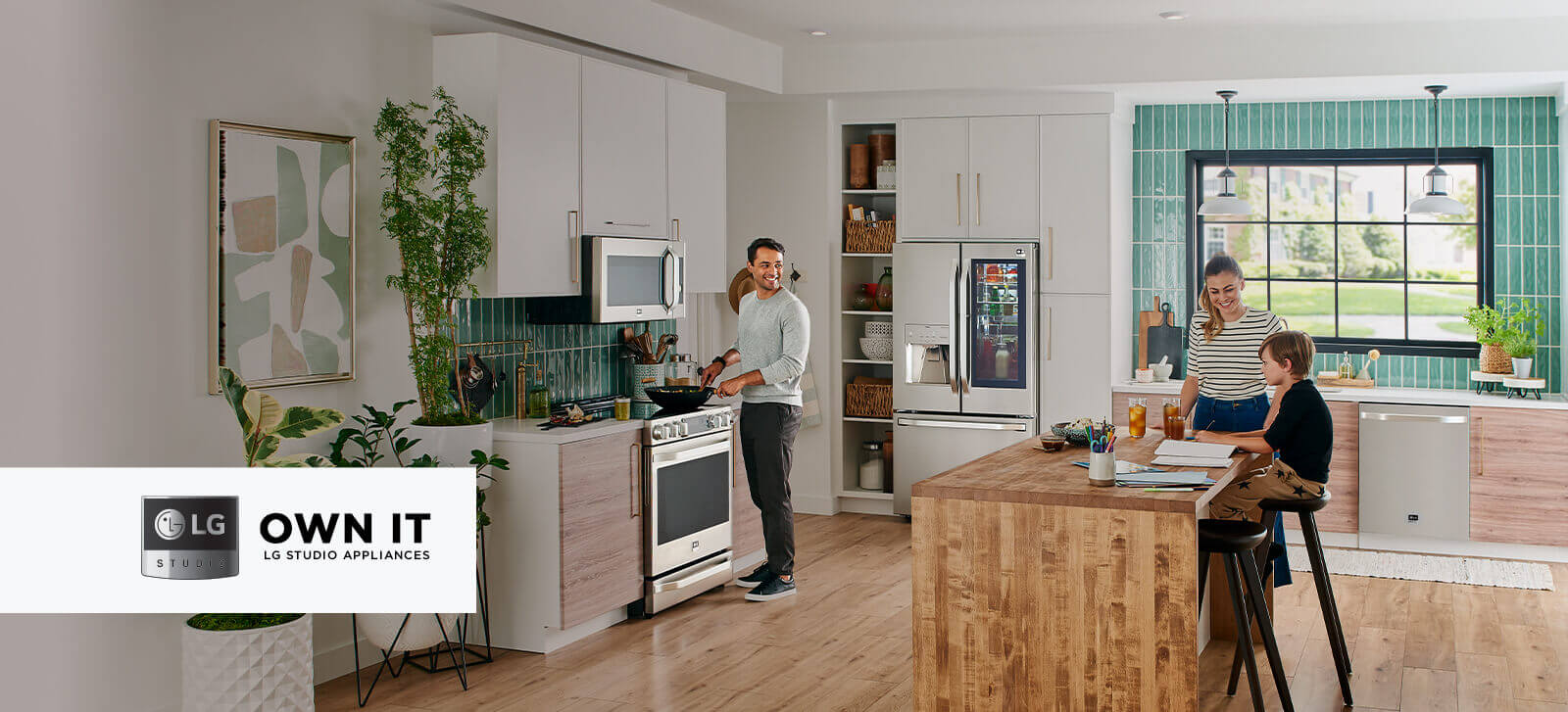 LG STUDIO - The Appliance Upgrade You Deserve